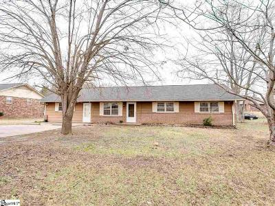 Spartanburg Single Family Home For Sale: 130 Huxley