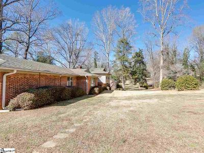 Spartanburg Single Family Home For Sale: 524 Perrin