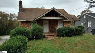 Greenville County Single Family Home For Sale: 24 Old Augusta