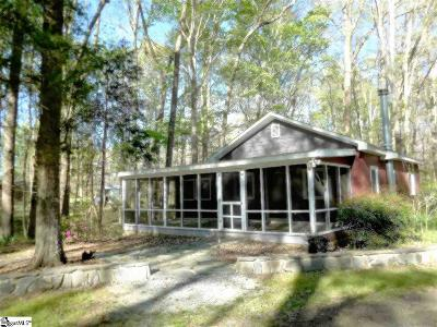 Fountain Inn Single Family Home Contingency Contract: 818 Abercrombie