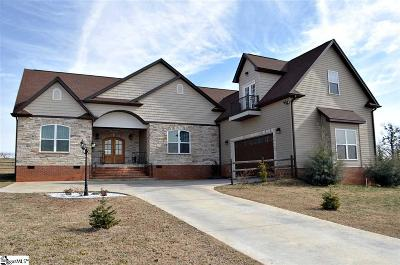 Inman Single Family Home For Sale: 522 Laurel Crest