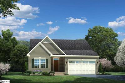 Franklin Pointe Single Family Home For Sale: 510 Bucklebury