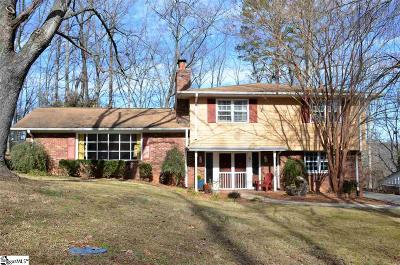Greenville Single Family Home For Sale: 29 Lockwood