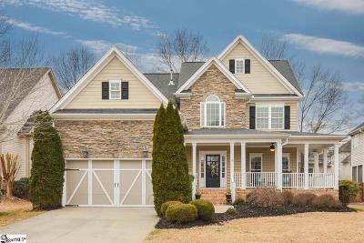 Kilgore Farms Single Family Home For Sale: 418 Kilgore Farms