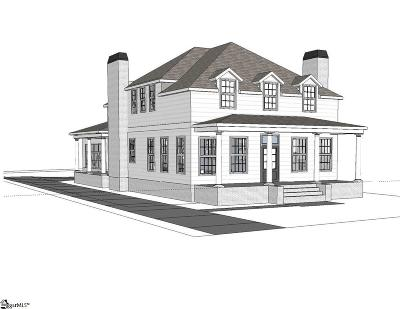Greenville Single Family Home For Sale: Osceola