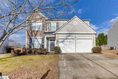 Simpsonville Single Family Home Contingency Contract: 104 Innisbrook