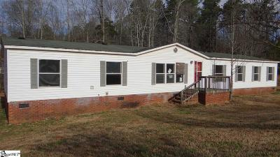 Greenville County Mobile Home For Sale: 16 Thorn Ridge