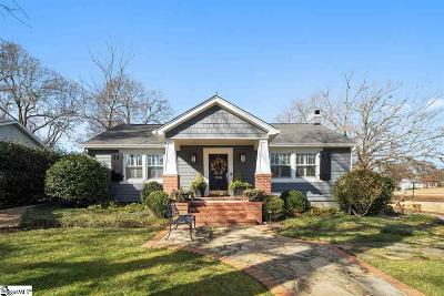 Greenville Single Family Home For Sale: 200 Waccamaw
