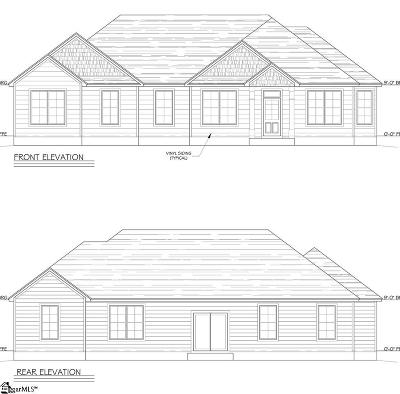 Mauldin Single Family Home Contingency Contract: 26 Golden Strip