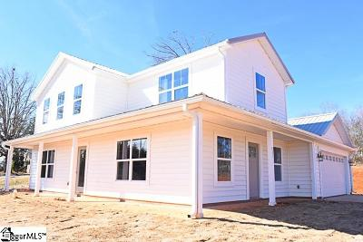 Taylors Single Family Home For Sale: 621 Old Rutherford