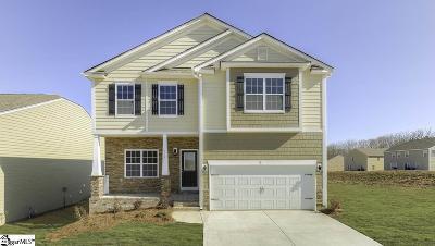 Simpsonville SC Single Family Home For Sale: $250,540