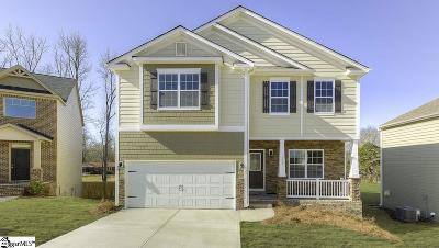 Simpsonville SC Single Family Home For Sale: $251,540