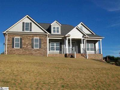Saddle Creek Single Family Home For Sale: 2 Jordan Oak