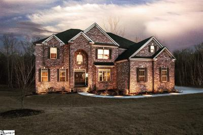 Simpsonville Single Family Home Contingency Contract: 30 Alexander Manor