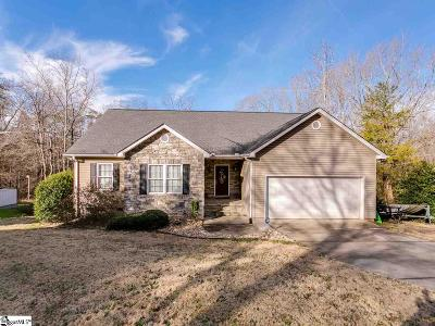 Anderson Single Family Home For Sale: 430 Carole