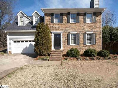 Mauldin Single Family Home Contingency Contract: 1 Hyde Park