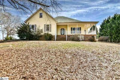 Piedmont Single Family Home For Sale: 710 Osteen Hill