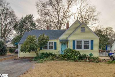 Augusta Road Single Family Home Contingency Contract: 15 Kim