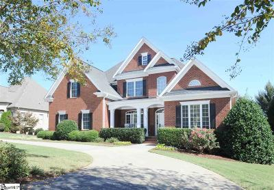 Anderson Single Family Home For Sale: 104 Tully