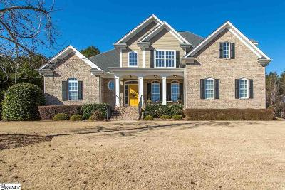 Piedmont Single Family Home For Sale: 105 Birch Meadow