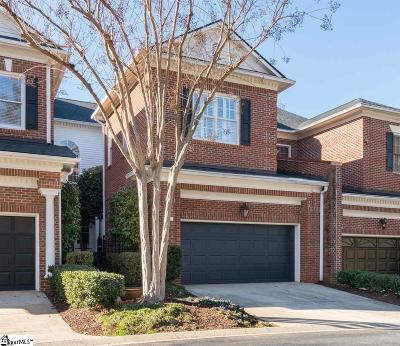 Greer Condo/Townhouse For Sale: 1400 Thornblade #4