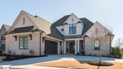 Simpsonville Single Family Home For Sale: 300 Tanoak