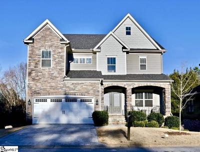 Simpsonville Single Family Home For Sale: 18 Verona #LOT 9