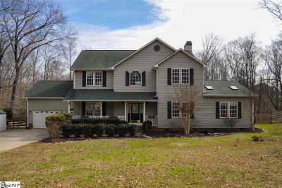 Simpsonville Single Family Home For Sale: 16 Prince William