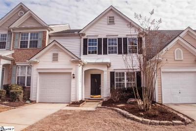 Greer Condo/Townhouse Contingency Contract: 709 Treyford