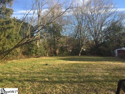 Greenville Residential Lots & Land For Sale: 18 McLendon