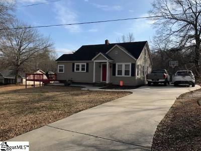 Piedmont Single Family Home Contingency Contract: 231 S Circle