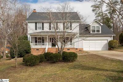 Greer SC Single Family Home Contingency Contract: $269,500