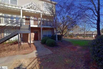 Clemson Condo/Townhouse For Sale: 833 Old Greenville #Unit #32