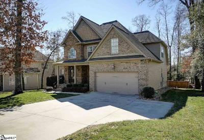 Fountain Inn Single Family Home Contingency Contract: 112 Crest Hill