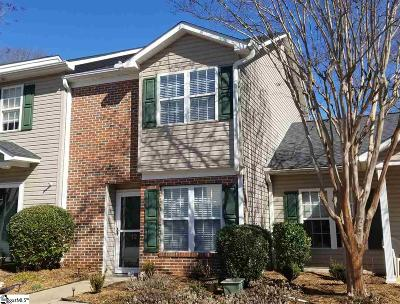 Mauldin Condo/Townhouse Contingency Contract: 419 E Butler