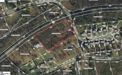 Greenville Residential Lots & Land Contingency Contract: 820 W Hope