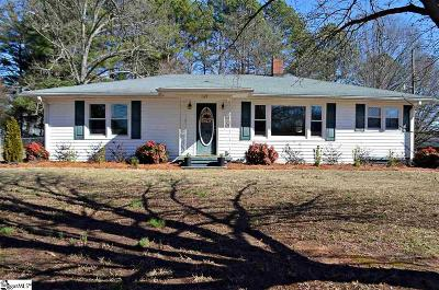 Boiling Springs Single Family Home Contingency Contract: 169 Berry