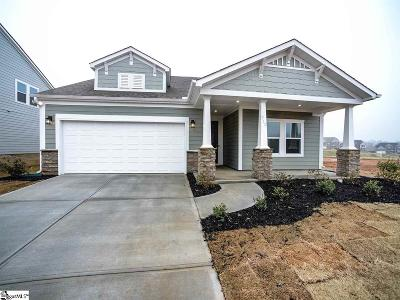 Simpsonville Single Family Home For Sale: 215 Bank Swallow