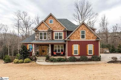 Taylors Single Family Home For Sale: 108 Scenic River