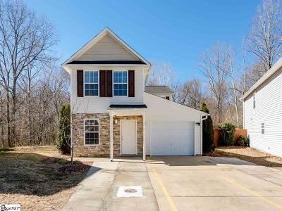 Taylors Single Family Home For Sale: 92 Birdsong