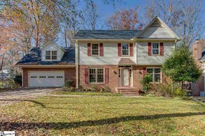 Greenville County Single Family Home For Sale: 203 Firethorne