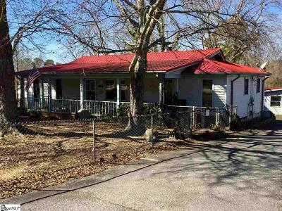 Easley Single Family Home For Sale: 2216 Old Pendleton