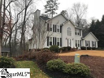 Spartanburg Single Family Home For Sale: 310 Oleander