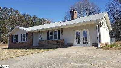 Easley Single Family Home For Sale: 203 W Roper