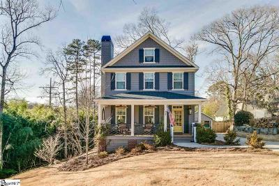 Greenville Single Family Home For Sale: 32 Waccamaw