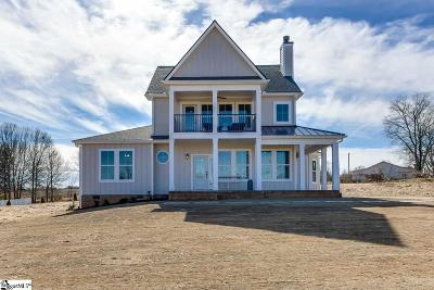 Greer Single Family Home Contingency Contract: 4584 N Highway 14