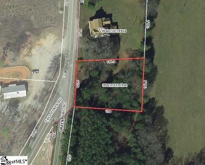 Fountain Inn Residential Lots & Land For Sale: Greenpond