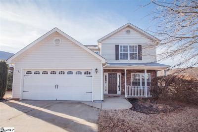Greer Single Family Home Contingency Contract: 160 Maximus