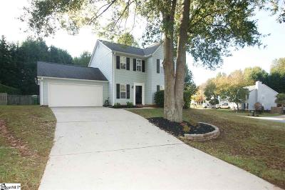 Single Family Home For Sale: 9 Ivy Springs