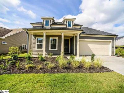 Greenville County Single Family Home For Sale: 201 Blue Danube